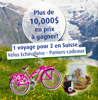 Concours A.vogel : Gagnez Un Voyage Pour 2 En Suisse!