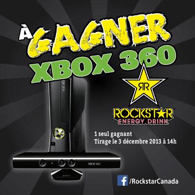 Concours Couche Tard : Gagnez Un Xbox 360 Gratuit!