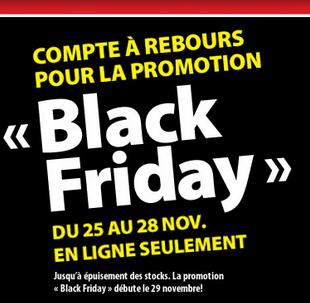 Ne Manquez Pas Le Black Friday Chez Walmart!
