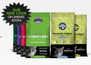 Un Sac De Litière World's Best Cat Litter Gratuit