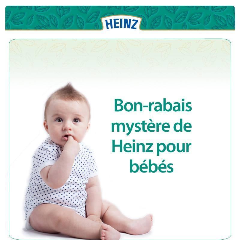 Coupons Rabais À Imprimer Heinz Pour Bébés Sur Utilisource.ca