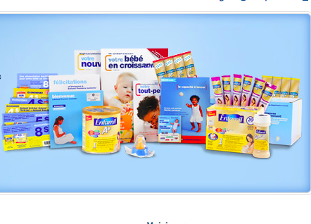pampers codes canada