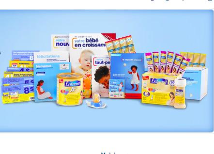 Obtenez Des Echantillons Gratuits Pour Bébé De Produits Enfamil Et 160$ En Bon De Réduction