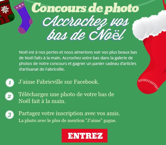 Concours Fabricville: Gagnez Un Panier D'articles D'artisanat!