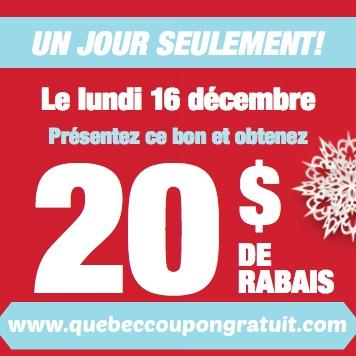 Coupon Rabais Pharmaprix De 20$ À Partir De 100$ D'achats