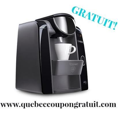 Concours Cbc : Gagnez Une Cafetiètre Tassimo T47!