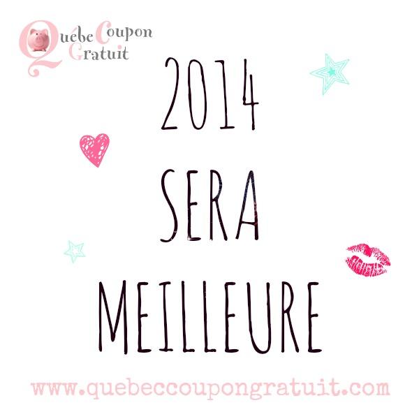 Bonne Année 2014 Québec!