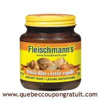 Coupon Rabais Fleischmann's De 0.50$ À Imprimer