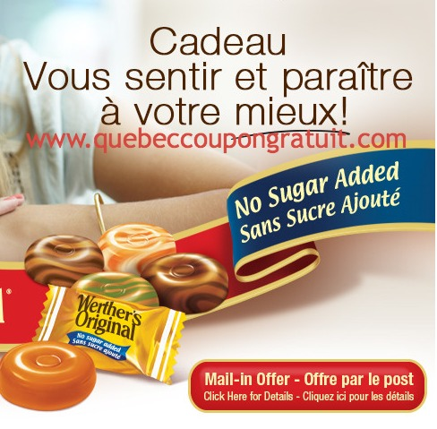 Deals Werther's Original : Obtenez Une Carte-Cadeau Winners De 10$
