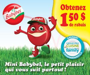 Coupon Rabais De 1,50$ Sur Le Fromage Babybel