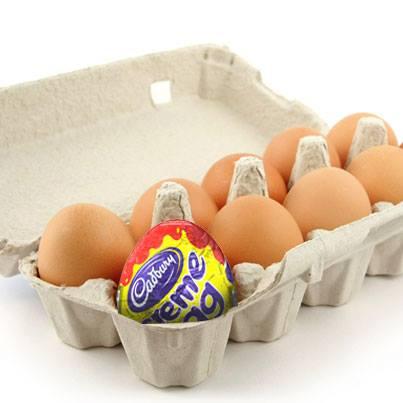 Concours Cadbury Creme Egg : Gagnez Une Chasse Aux Oeufs De Pâques Dans Votre Quartier.