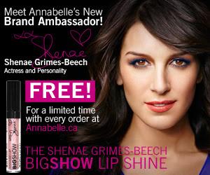 Rouge-À-Lèvres Annabelle De Shenae Grimes Gratuit !!!