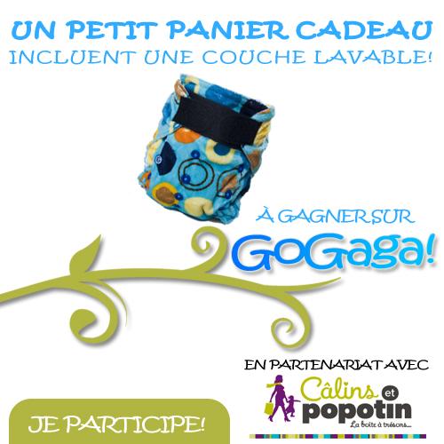 Concours Gogaga : Gagnez Votre Panier Cadeau!!