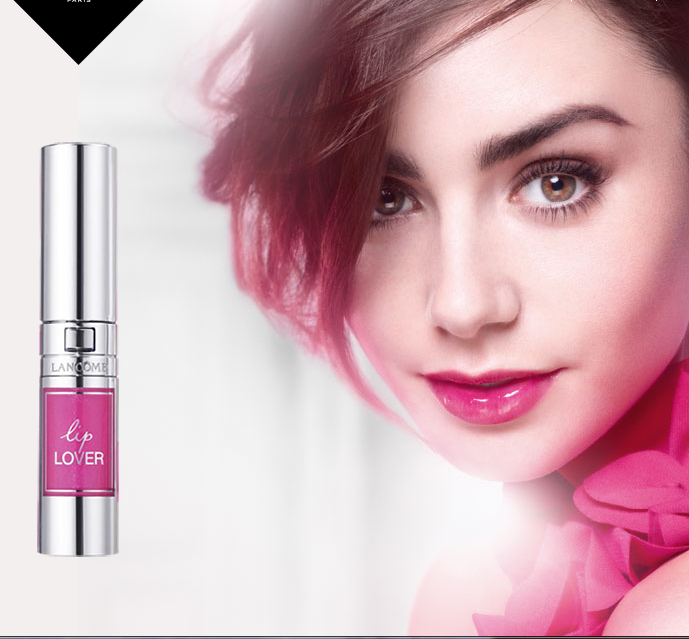 Concours Lancôme : Gagnez Le Nouveau Rouge-À-Lèvres Liplover!!