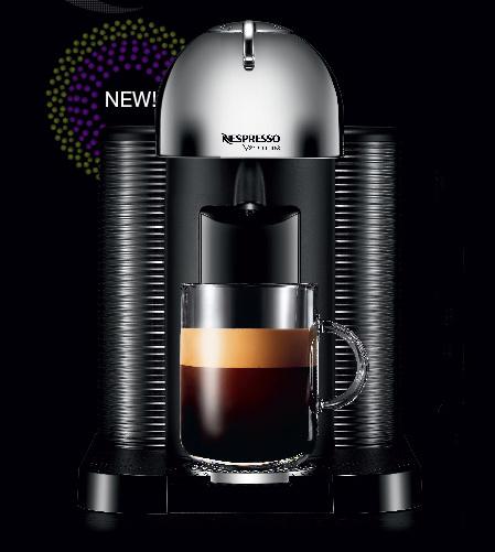 Concours Déco Découverte : Gagnez Une Machine À Café Nespresso Vertuoline