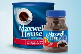 Coupon Rabais Maxwell House A Imprimer Pour 1$ De Rabais !
