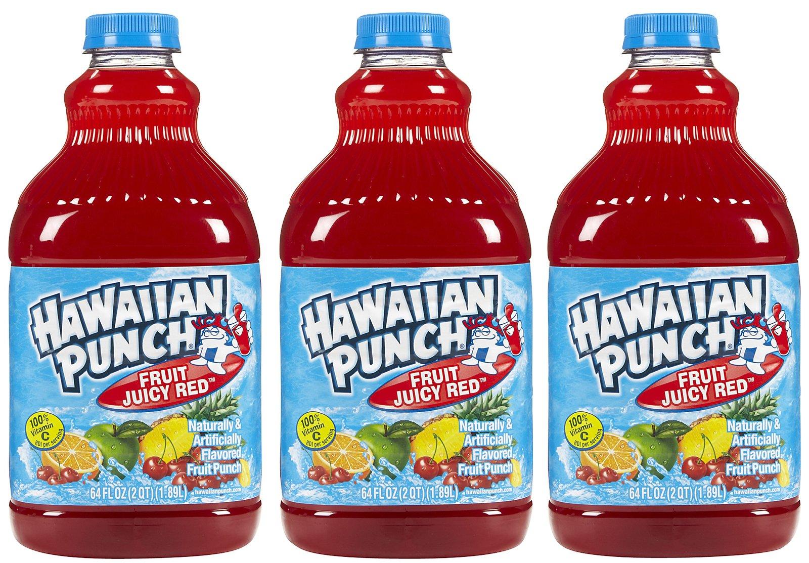 Hawaiian punch coupons 2018