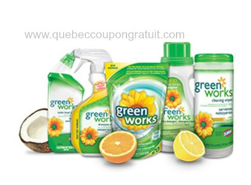 Coupon green works